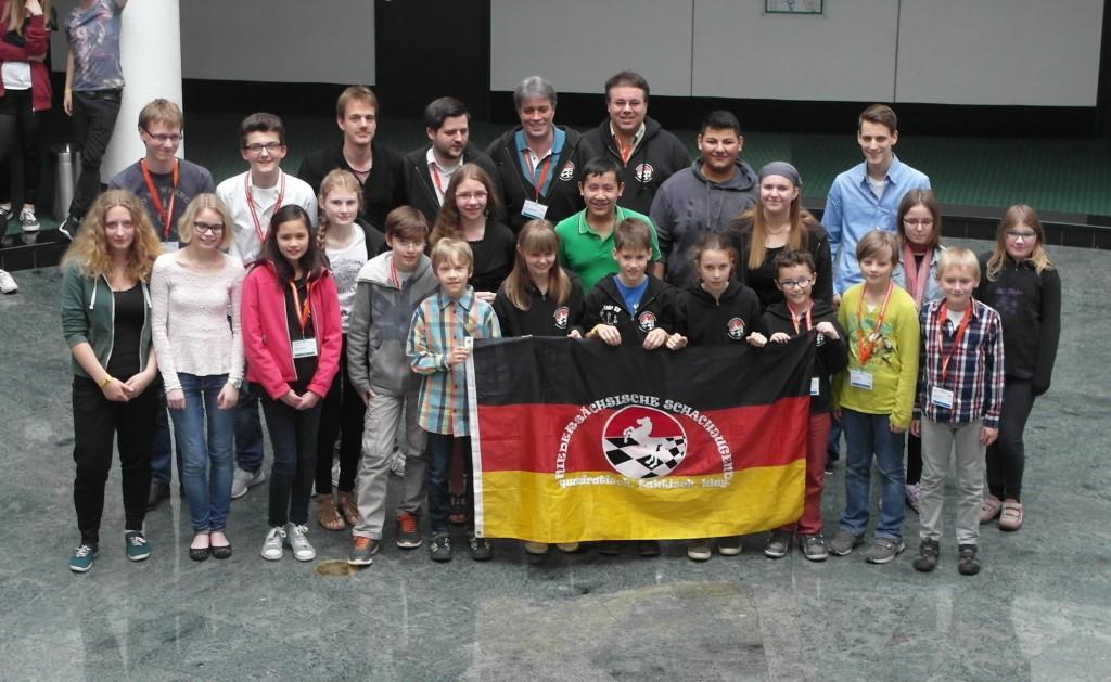 DJEM 2015 Niedersaechsische Delegation