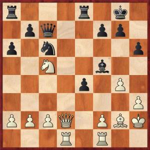 Böhm-Fesselier nach 21...Dc8-c7+