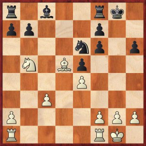 Grigorian-Kvetny nach 15...Sd8-e6